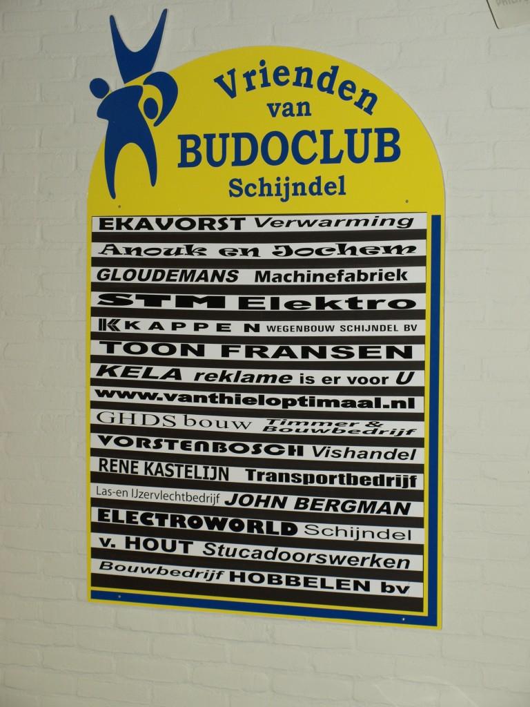 Vrienden van Budoclub Schijndel