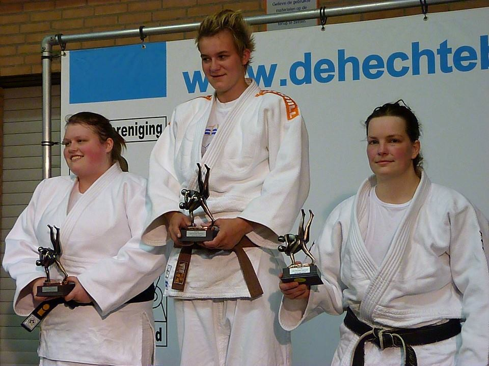 Daphne van Osch kampioen in Mierlo