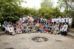 groepsfoto kamp 2014