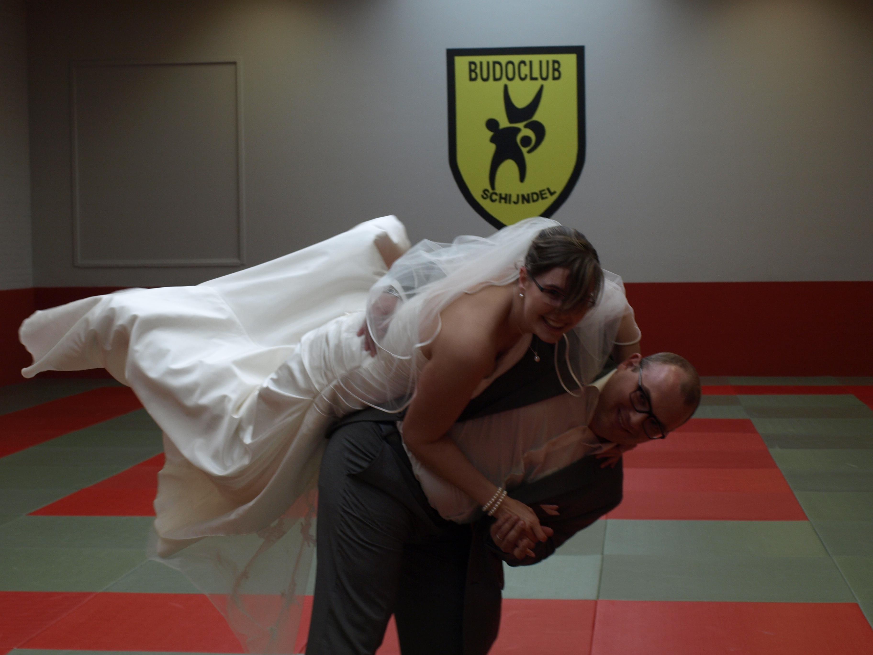 Wout en Jorie getrouwd!