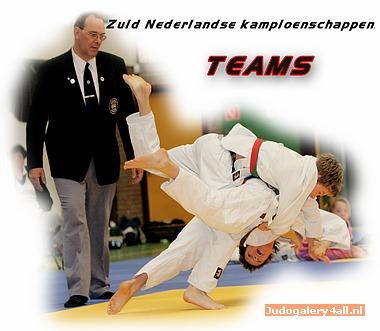 DK teams -12 in Gilze 7 juni