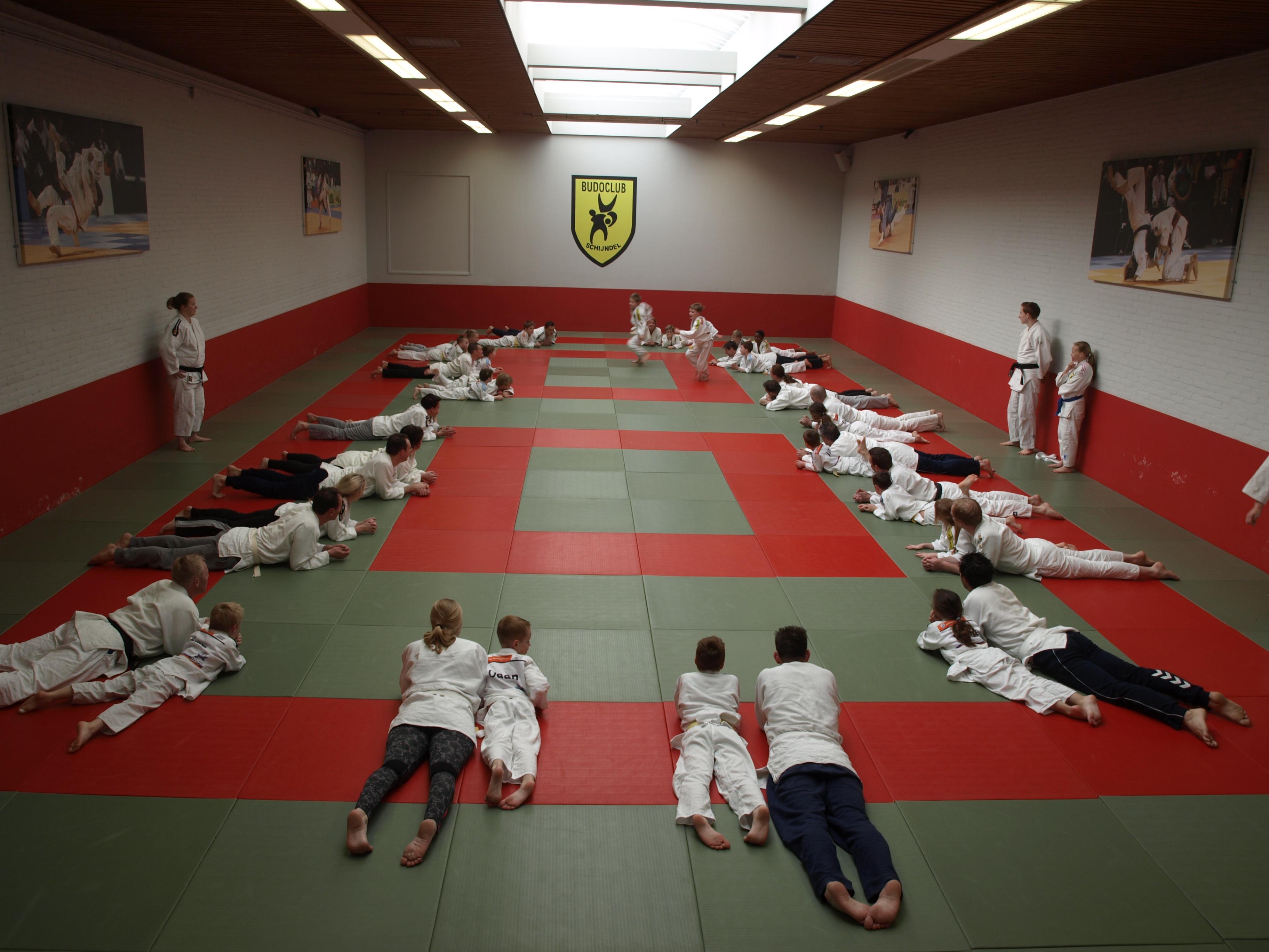 Ouder en Kind training groot succes