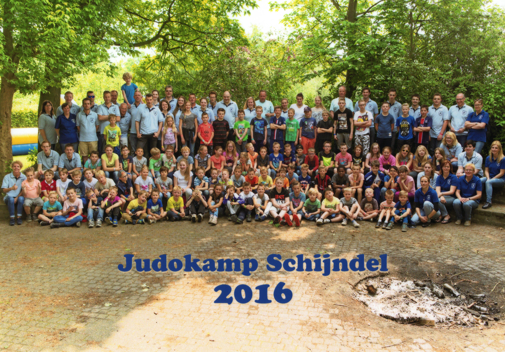 Kamp 2016 – de foto's