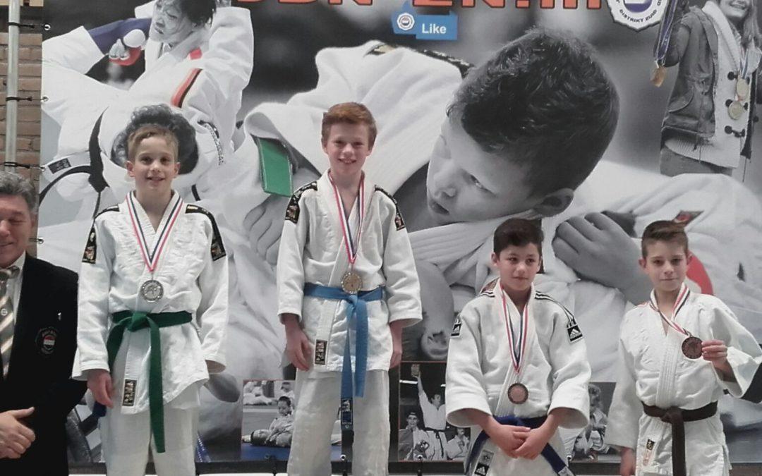 Tenzin van Osch 3e prijs Zuid Nederlandse Kampioenschappen