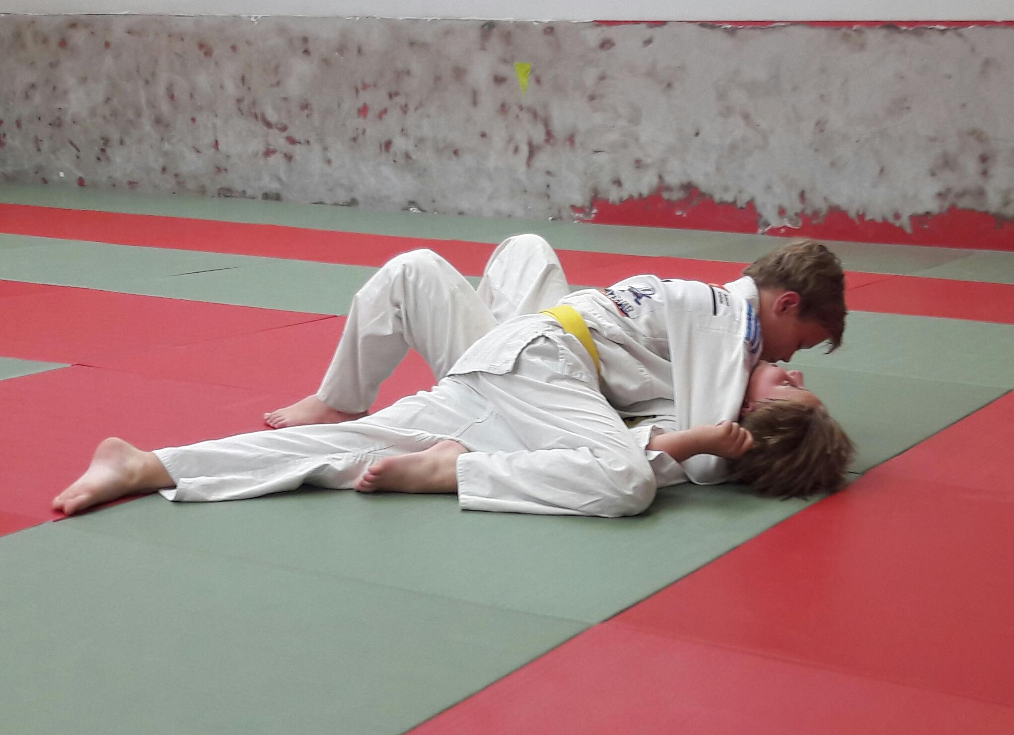 Examens judogroep 3