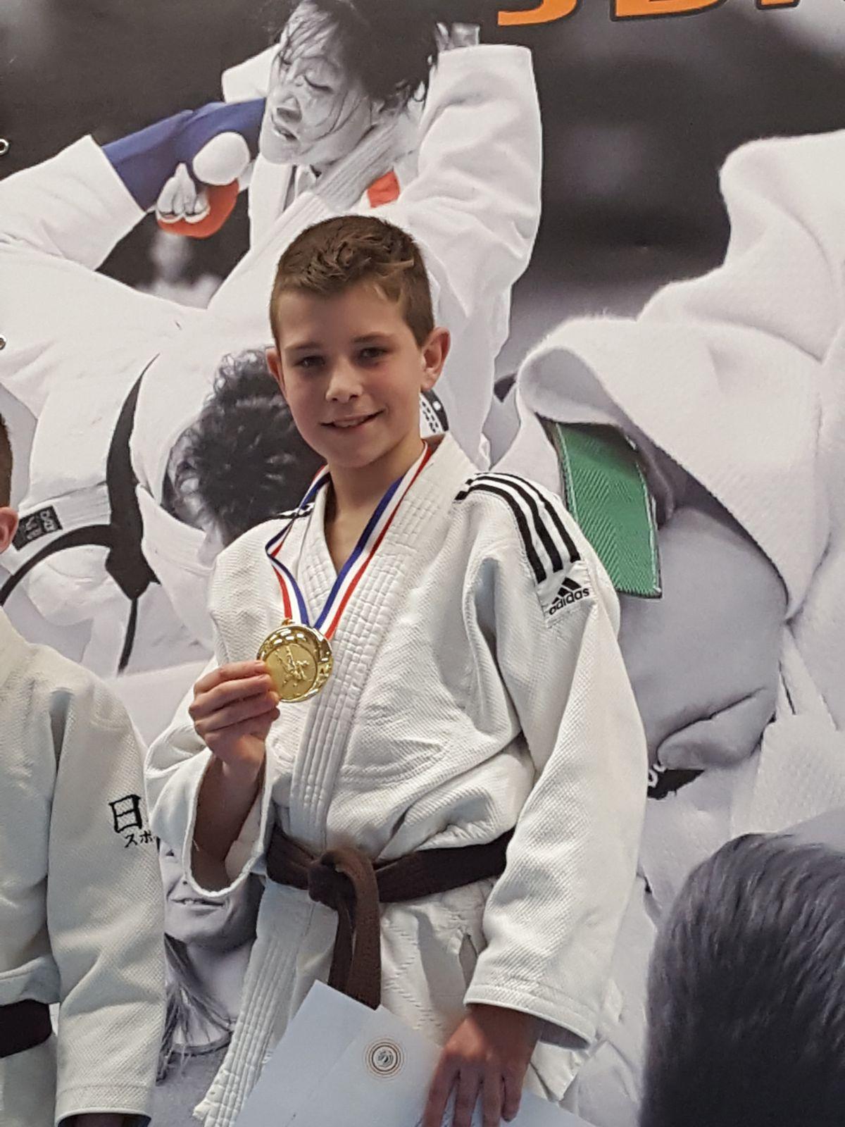 Tenzin van Osch Zuid Nederlands Kampioen