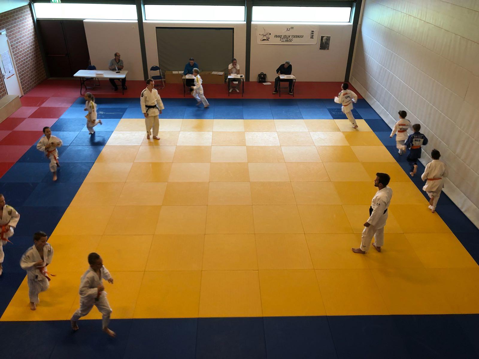 Danny Bolwerk geslaagd voor Judoleraar A