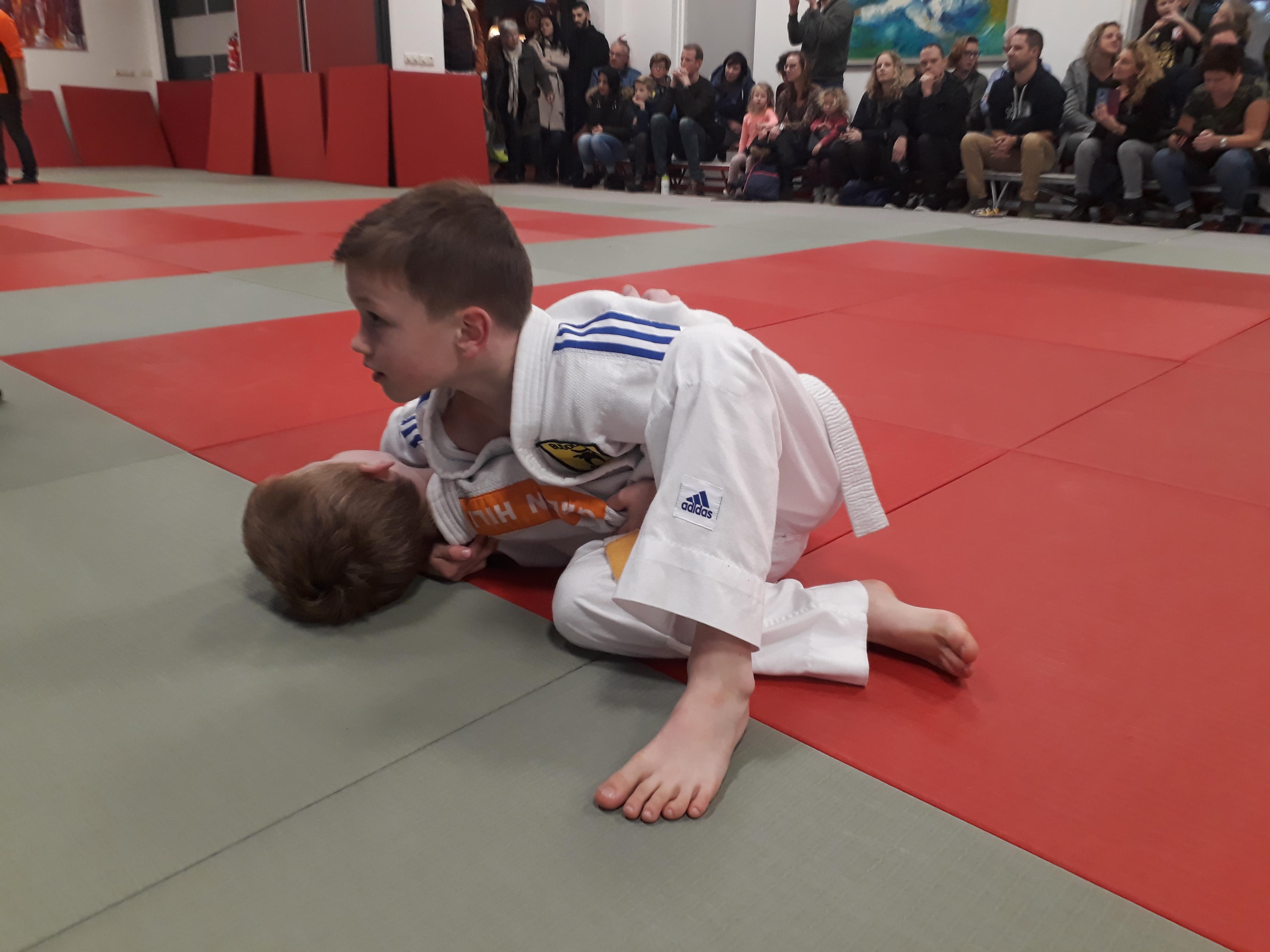 Judo iets voor u of uw kind?