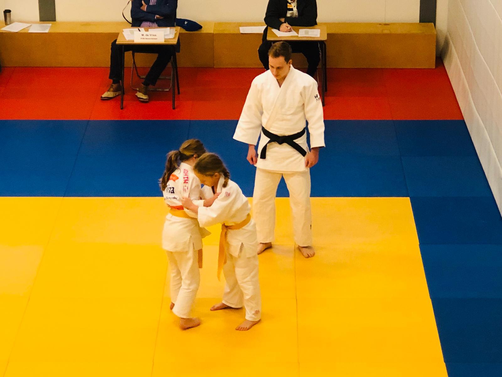 Rik de Crom geslaagd voor judoleraar A