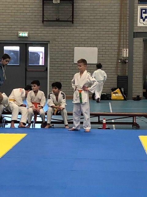 Brabantcup zaterdag 23-2