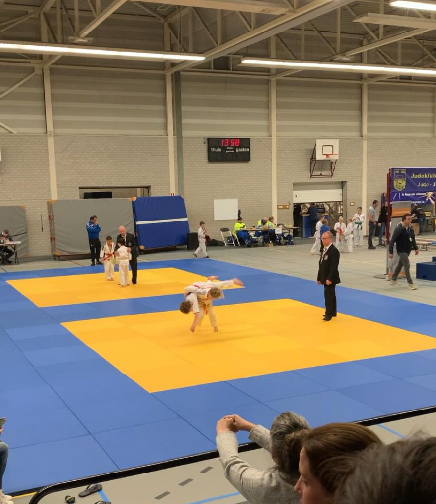 Kruikentoernooi Judoklub Tilburg