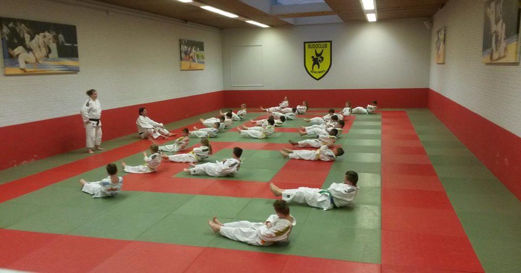 Training BC dojo