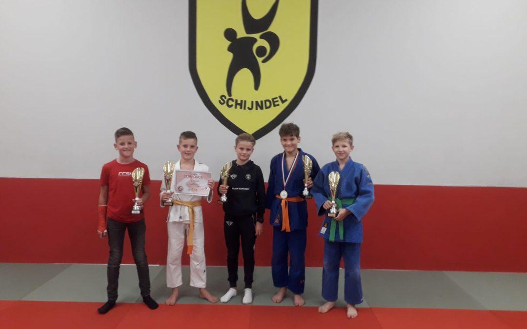 Judo Cup Brabant Finale
