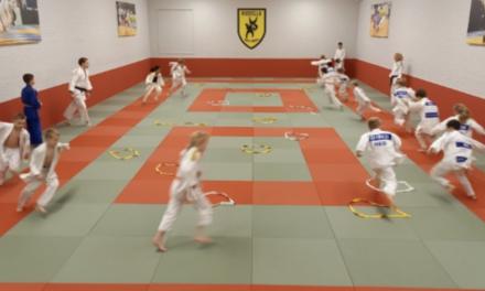 Update trainingen bij Budoclub Schijndel